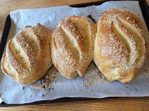 sesame-bread
