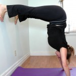Intimidated by Inversions? Start Out with Half Handstand
