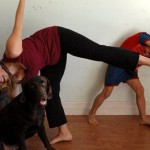 Yoga Postures and Acceptance – What I Learned Falling out of Half Moon