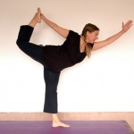 A Standing Balance Flow to Invigorate