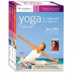 Yoga for Beginners and Beyond – 3 DVD Deluxe Box Set