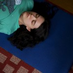 Falling Asleep in Savasana