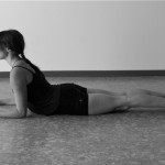 A Yin Yoga Sequence
