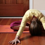 A Yoga Sequence Starring Forward Folds