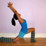 Yoga for your hips and hamstrings